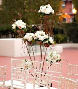 Ceremony & Aisle Stands