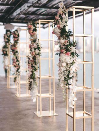 Floral Frames & Pedestals