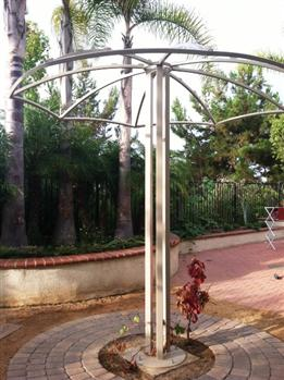 Umbrella Trellis ⋆ Wedding Amp Party Rentals San Diego Ca