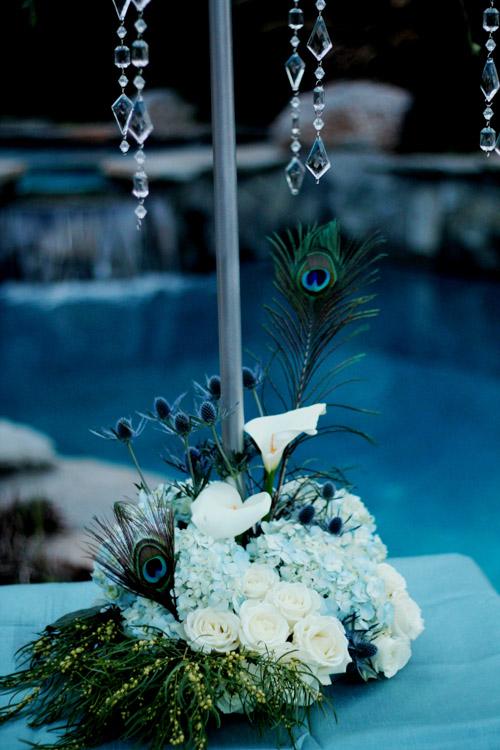 April Showers Centerpiece ⋆ Wedding Amp Party Rentals San