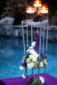 Aspen 9 - wedding centerpieces and candelabras