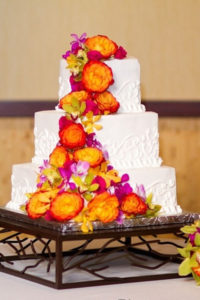 Branch Cake Stand Square 8 - wedding cake stand
