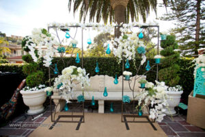 Branch Screen 15 - wedding arch