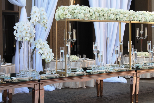 Floral Centerpiece Bridges
