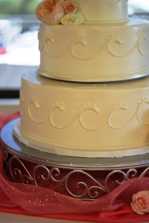 Cambria Cake Stand Round ⋆ Wedding Amp Party Rentals San