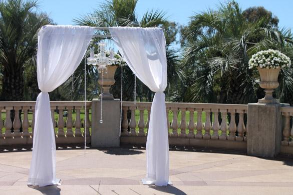 Classic Arch ⋆ Wedding Amp Party Rentals San Diego Ca
