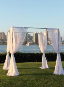 Classic Canopy 10 -wedding arch