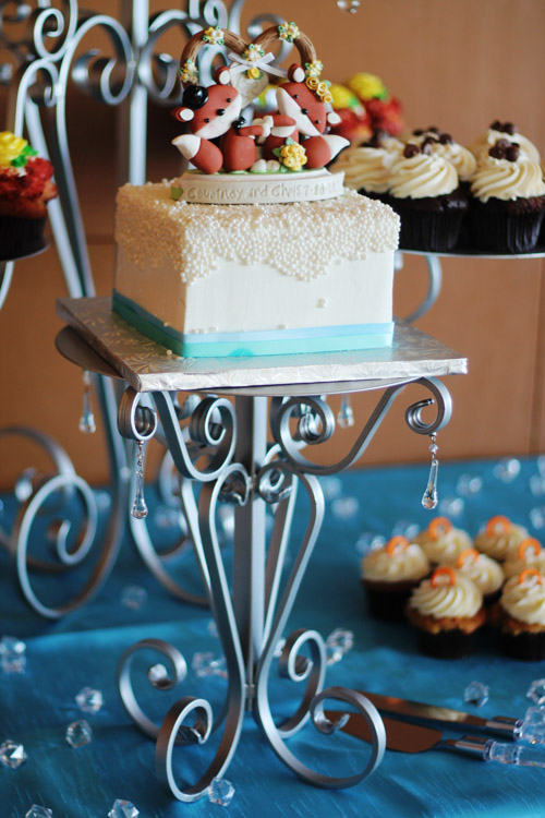 Crystal Candelabra Cake Stand ⋆ Wedding Amp Party Rentals