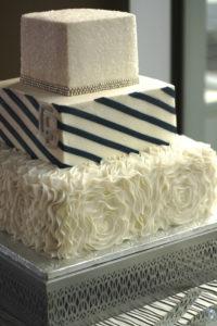 Deco Cake Stand Square 7 - wedding cake stand