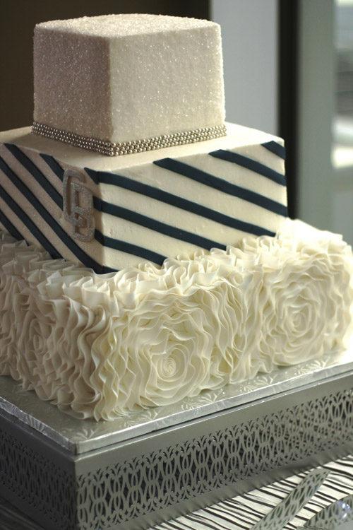 Deco Cake Stand Square