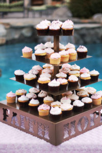 Faith-Hope-Love-Unity Tower 1 - cake and cupcake stands
