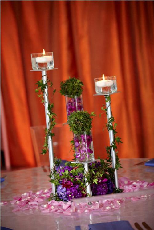 Galaxy Centerpiece ⋆ Wedding Amp Party Rentals San Diego Ca
