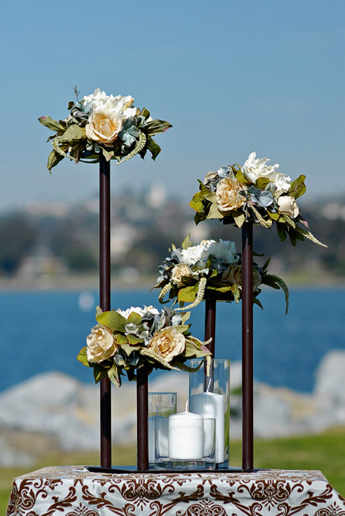 Galaxy Centerpiece ⋆ Wedding Amp Party Rentals San Diego Ca