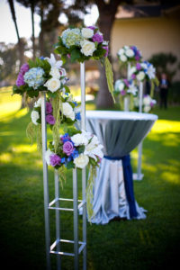 Galaxy FS 2 - wedding ceremony decor