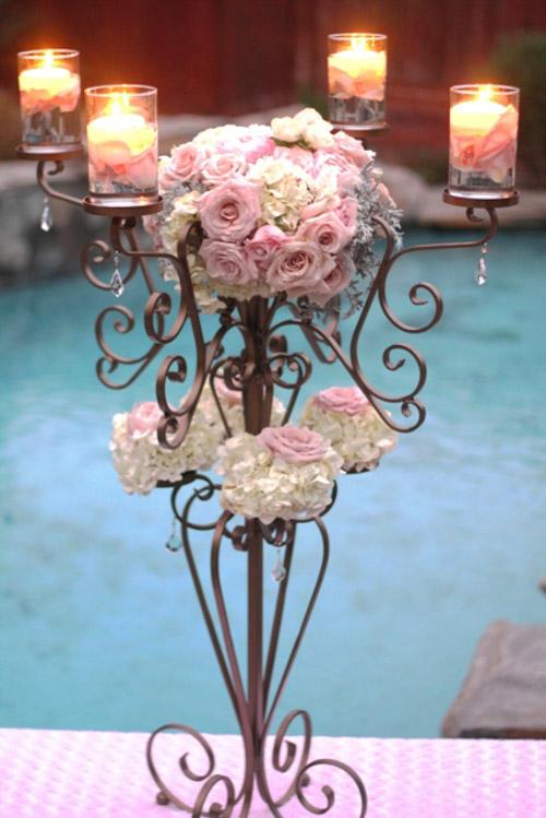 Monarch Candelabra ⋆ Wedding Amp Party Rentals San Diego Ca
