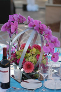 Moon Sphere 8 - wedding centerpieces and candelabras
