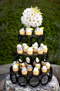 Ring Cupcake Tower 1 - cake and cupcake stands