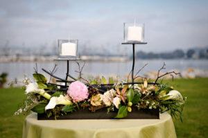Sierra Small 1 - wedding centerpieces and candelabras