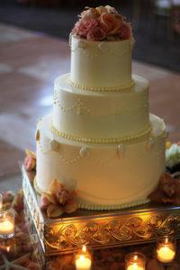 Swirl cake stand 1 - wedding cake stand