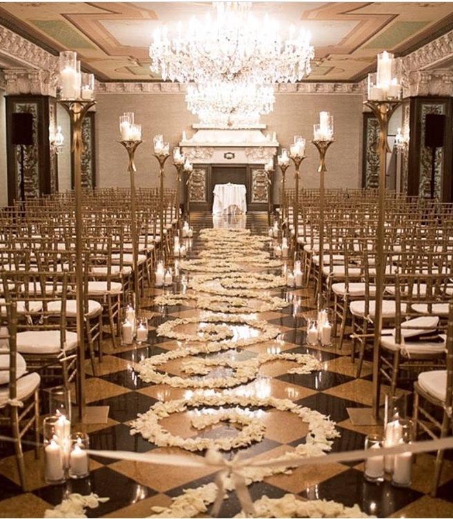 Local Wedding Rentals: Torchiere Aisle Candelabra ⋆ Wedding & Party Rentals San