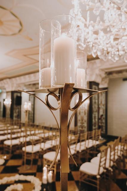 Torchiere Aisle Candelabra ⋆ Wedding Amp Party Rentals San
