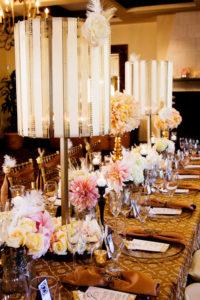 Twilight Round 4 - wedding centerpieces and candelabras
