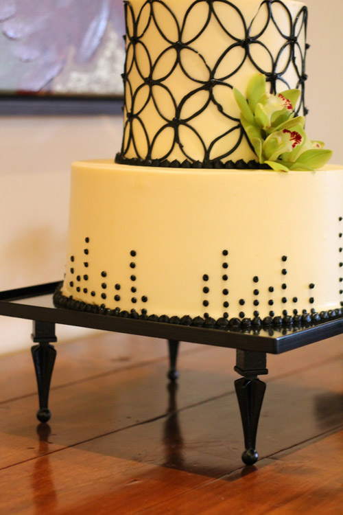 Vintage Cake Stand (Square) ⋆ Wedding & Party Rentals San Diego, CA