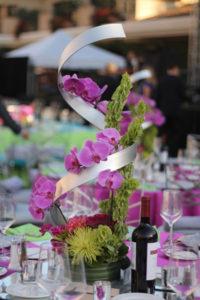 Vortex Swirl 1 - wedding centerpieces
