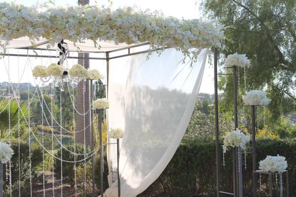 Skyview Canopy Chuppah ⋆ Wedding Amp Party Rentals San Diego Ca