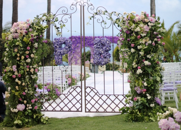 Garden Gates Hinged To Swing ⋆ Wedding Amp Party Rentals