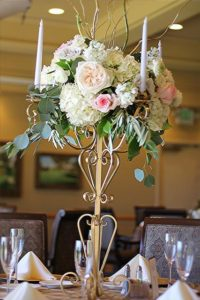 Radiant 2.0 Tapers 5 - wedding candelabras