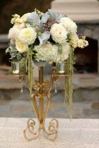 Tucany Candelabra 1 - wedding centerpieces