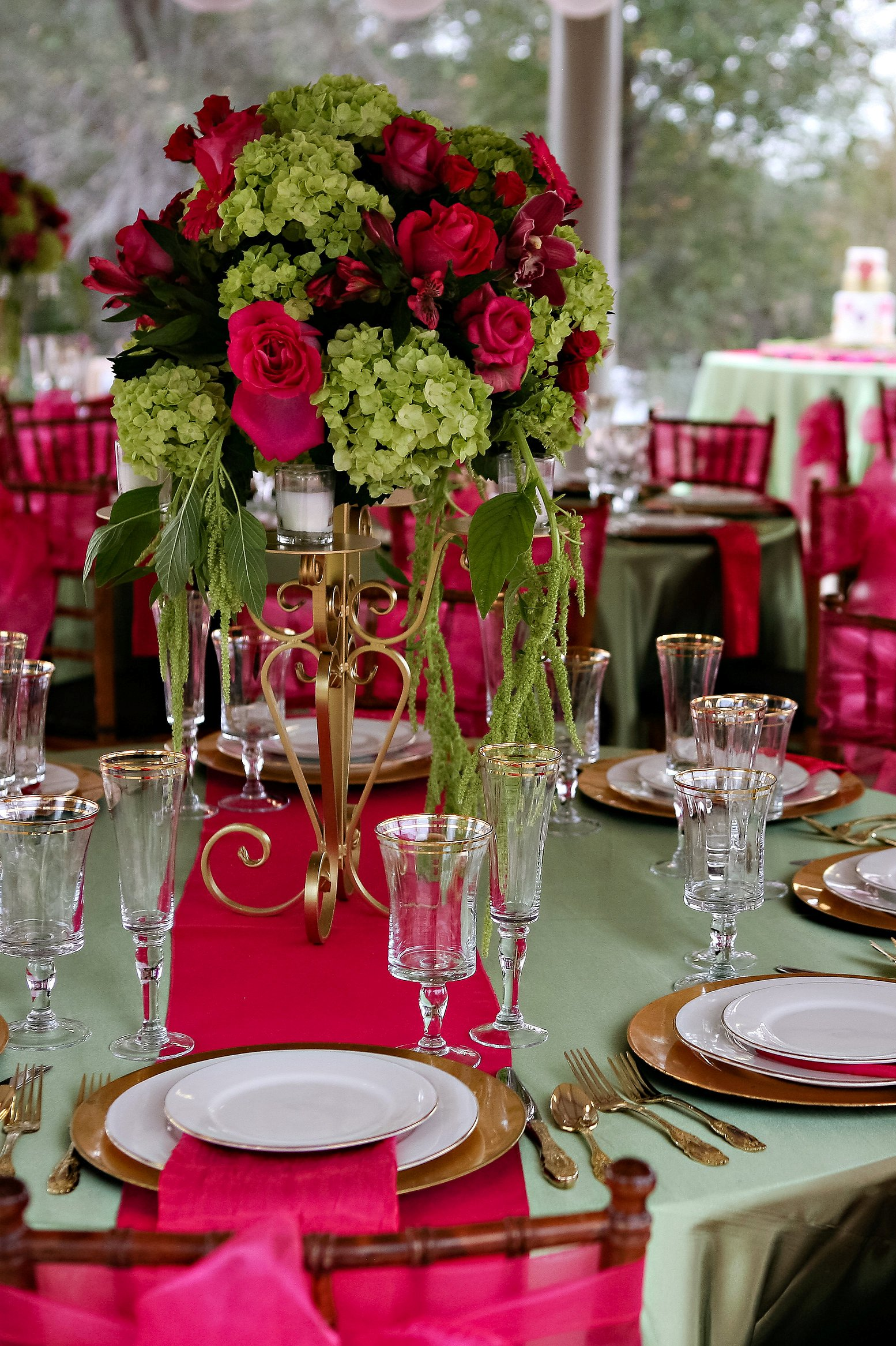 Tuscany Centerpiece ⋆ Wedding Amp Party Rentals San Diego Ca