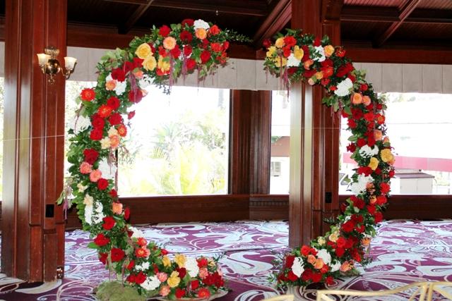 Circle And Semi Circle Arch Wedding Amp Party Rentals And