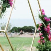 Hexagon Arch Wedding Amp Party Rentals And Sales In San