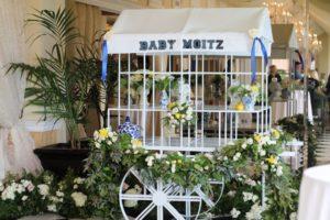 Flower Cart 1 - dessert & flower cart