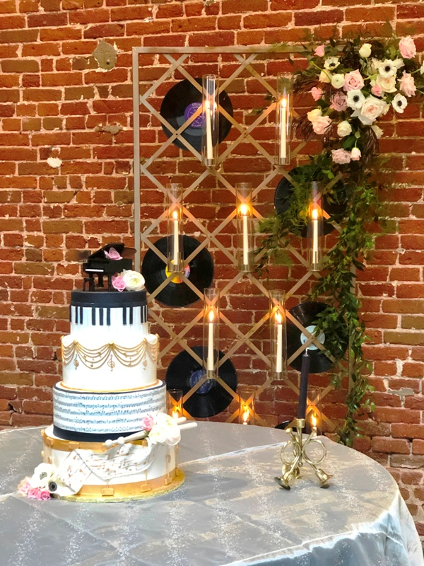 Candle Walls Set Of 2 ⋆ Wedding Amp Party Rentals San